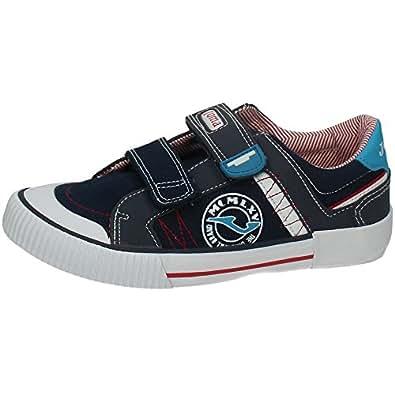 Joma Joma Parks603 22/38 Lona Velcro Marino Azul Niño: Amazon.es: Zapatos y complementos