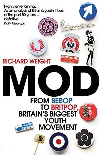 MOD: From Bebop to Britpop, Britain