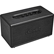 Marshall Stanmore Bluetooth Speaker, Pitch Black (4090976)