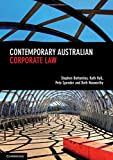 img - for Contemporary Australian Corporate Law book / textbook / text book