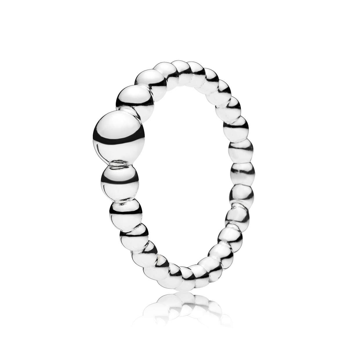 6df50aa02 Amazon.com: Pandora String of Beads Ring In Sterling Silver Size 5  19753650: Jewelry