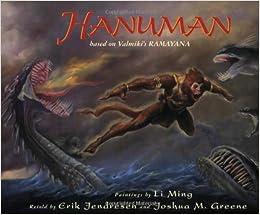 Hanuman, paper by Joshua M. Greene (2004-03-01)
