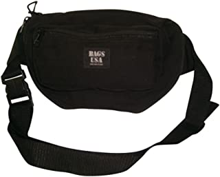 product image for Law Enforcement,Concealed Fanny Pack with Holster&Magazine Holder,Made in USA