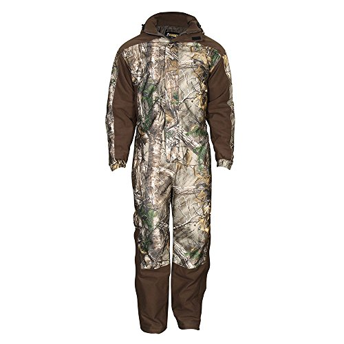 insulated camouflage coveralls - 9