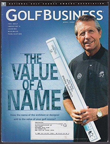 GOLF BUSINESS Gary Player PGA Show Methyl Bromide + 4 2005