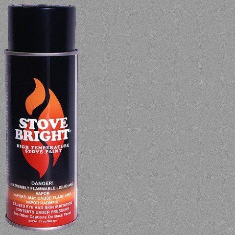 Stove Bright TI-8118 High Temperature Paint, 1200