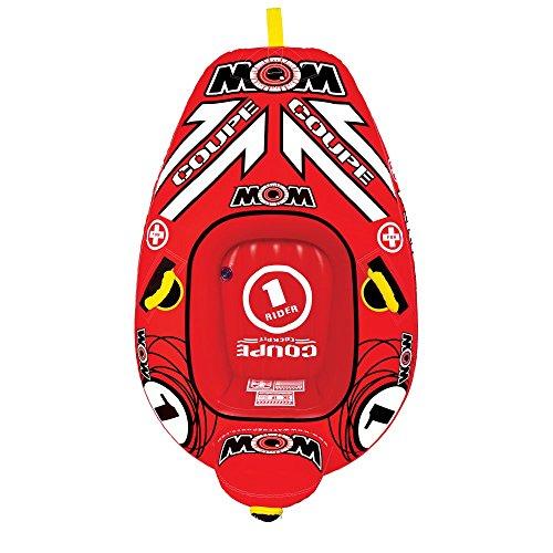 WOW World of Watersports Coupe 1 Person Ski Tube Single Ski Tube