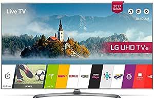 LG TV LED Ultra HD 4 K 55 55uj750 V Smart TV: Amazon.es: Electrónica