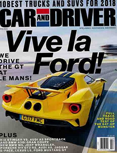 Download Car and Driver Issue 02 ebook