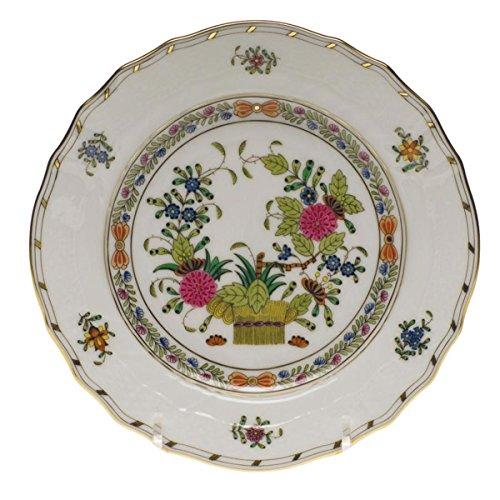 Herend Baskets - Herend Indian Basket Bread & Butter Plate