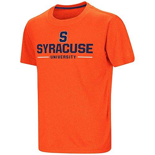 Colosseum Youth Syracuse Orange Short Sleeve Tee Shirt - XL - T-shirt Youth Syracuse Orange