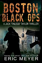 Boston Black Ops (Jack 'Tinlegs' Taylor Thriller Book 1) (English Edition)