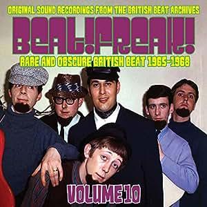 BEAT!FREAK! VOLUME 10