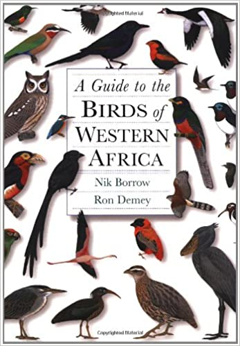 A Guide to the Birds of Western Africa: Amazon.es: Demey, Ron ...