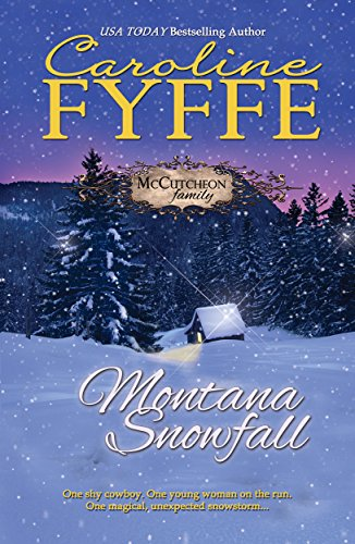 Montana Snowfall (McCutcheon Family Series Book 7) (English Edition)