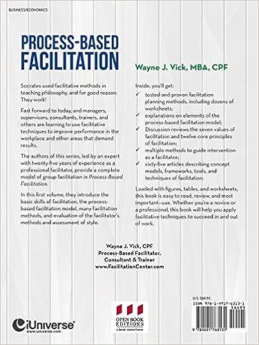 Process-Based Facilitation: Facilitation for Meeting Leaders ...