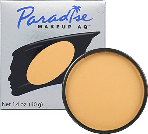 Mehron Makeup Paradise Makeup AQ Face & Body Paint - Dijon, Tropical Series - 40gm
