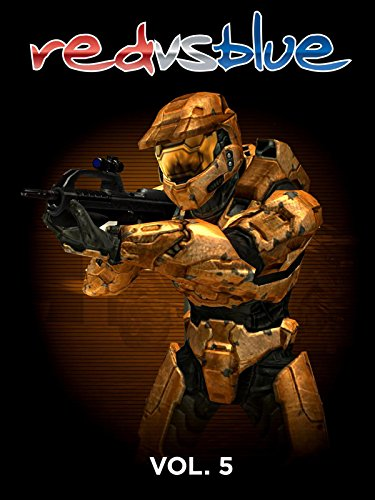 Amazon.com: Red Vs. Blue Volume 5: The Blood Gulch ...