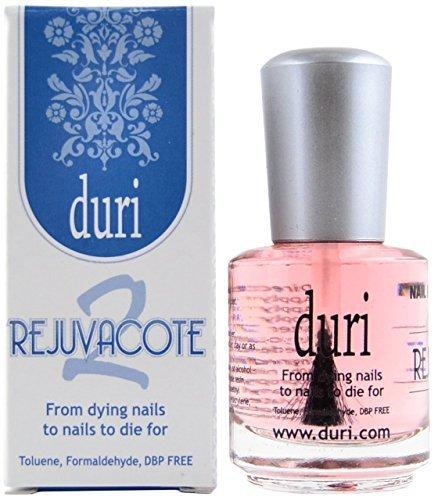 Duri Rejuvacote 2 Nail Growth System Nail Treatment 0.61 fl. oz. by Duri Cosmetics by Duri Cosmetics