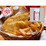 Fish Natural Chip Batter 6 Case 5 Pound