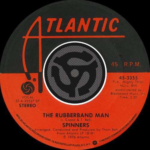 The Rubberband Man / Now That We're Together [Digital 45]]()