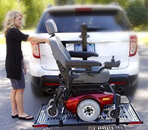 Patriotic electric lift us208 power wheelchair for Motorized wheelchair lifts for cars
