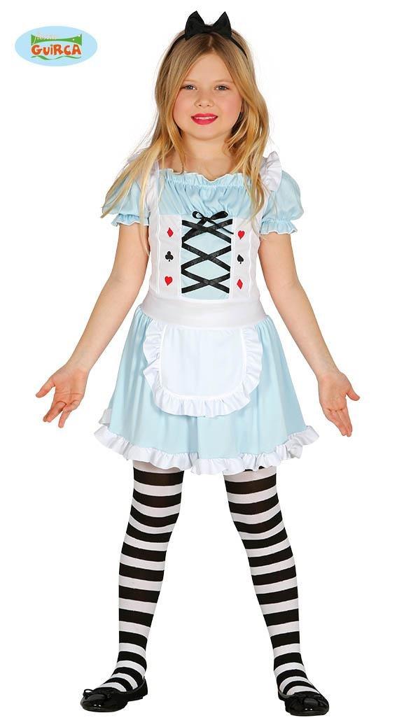 Guirca 85929 - Chica Maravillosa Infantil Talla 5-6 Años