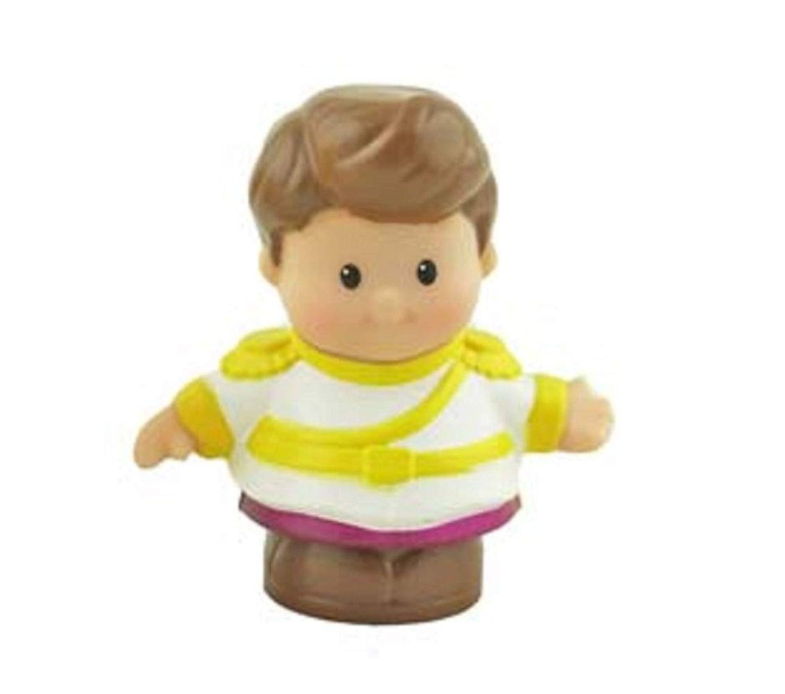 Replacement 2013 Prince Charming for Fisher Price Little People Disney Princess Cinderella Castle (Model#: CGK05)