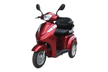Amazon.com: E-Wheels EW-38 triciclo a motor de alta ...