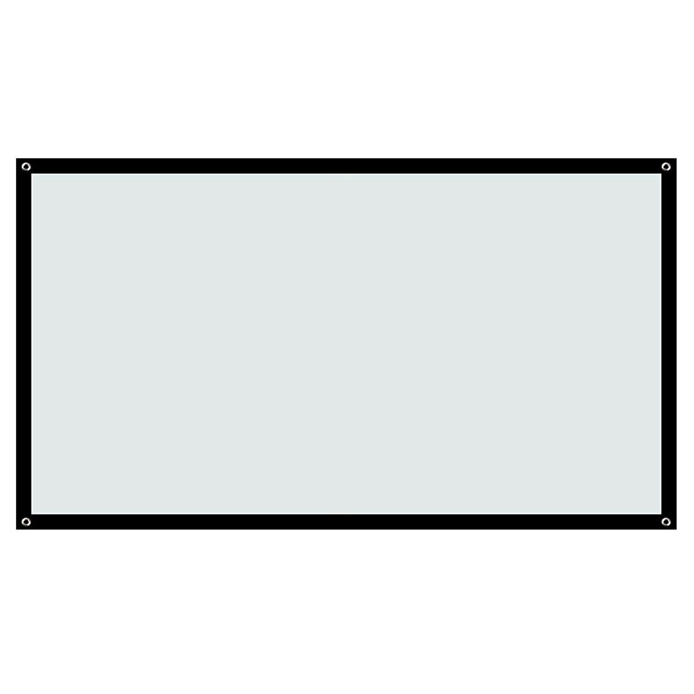 Build Excellent Pantallas para Proyector Pulgadas Pantalla del Proyector :