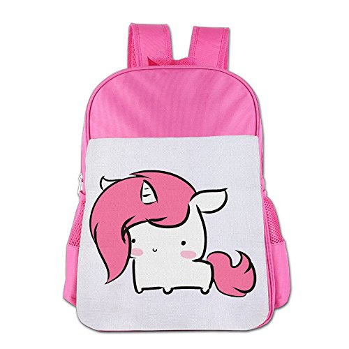 Coffee Tea Or Me Costumes (XianNonG Cute Baby Unicorn Children's Large Capacity School Bags Pink)