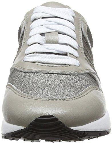 Giudecca Jycx15pr102-1, Sneaker Basse Donna Argento (Argent (Ah6 Gun Color/12))