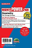 img - for Geometry Power Pack (Barron's Regents Power Pack) book / textbook / text book