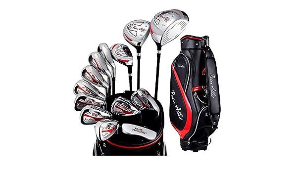 DRHYSFSA Hierro de Golf 13 Unids. Juego de Palo de Golf para ...