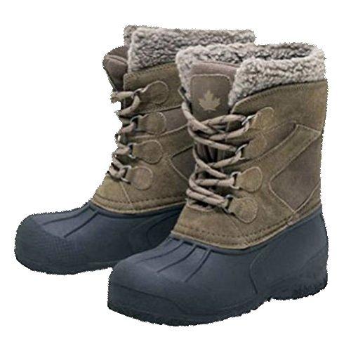 Kinder Canadian Boots Winterstiefel 32 ocker