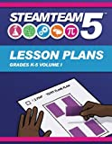 img - for STEAMTEAM 5 STEM/STEAM Lesson Plans book / textbook / text book