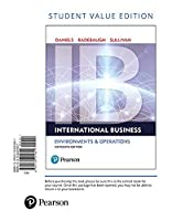 International Business, Student Value Edition (16th Edition)
