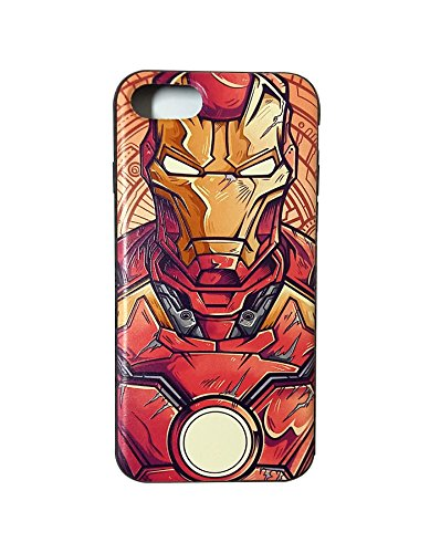 6 plus marvel case - 6