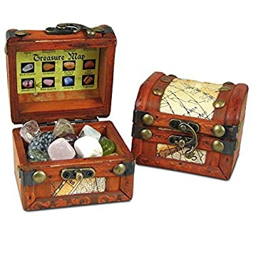 Relatively Junior Geo Pirate's Treasure Chest: Amazon.co.uk: Toys & Games WX44