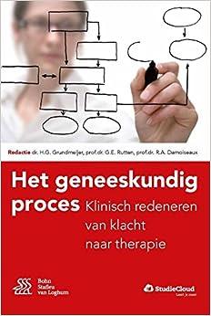 Het geneeskundig proces: Klinisch redeneren van klacht naar therapie