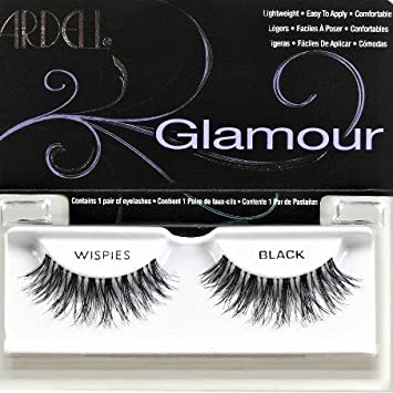 78629212934 Ardell Lashes Wispies Black - Lou65010: Amazon.co.uk: Beauty
