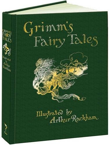 Grimm's Fairy Tales (Calla (Gold Collection Bookmarks)
