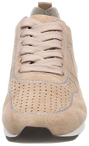 Kennel und Schmenger Schuhmanufaktur Tiger, Sneaker Donna Pink (Rosette/Silver Sohle Weiß)