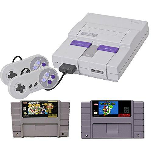 Super NES Mario Set (Mario All Stars Super Nintendo)