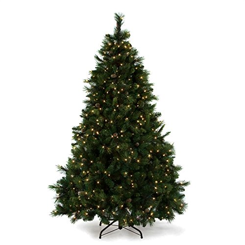 Artificial Christmas Tree. This Fake 12 Foot Xmas Classic-style White Pine Tree Flame Retardant, Easy Assembly, Looks Natural. Great For Indoor & Holiday Season Party Decor. by Artificial-Christmas-Tree
