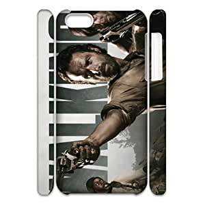 YananC(TM) YnaC226212 Personalized 3D Cover Case for ipod touch 5 ipod touch 5 w/ The Walking Dead