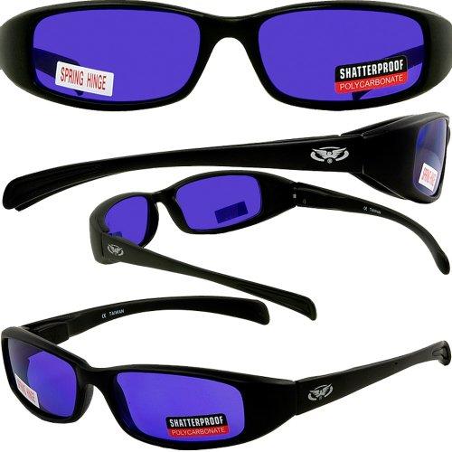 Amazon.com: NEW ATTITUDES - Stylish Sunglasses - Purple Lenses ...