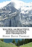 Image of Walden: 100 Beautiful Quotes on Peace and Tranquility