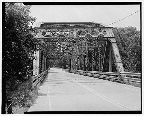 Photo: Gaylordsville Bridge,Spanning Housatonic River,New Milford,Litchfield Co,CT,8 (Great Wall New Milford Ct)