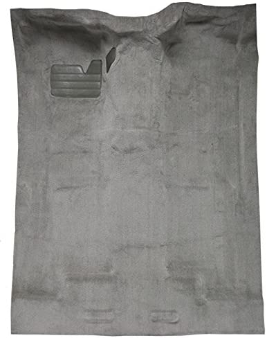 Fits: Extended Cab Factory Fit Cutpile Complete ACC 1988-1996 GMC K1500 Carpet Replacement